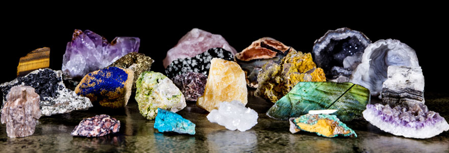 Les pierres naturelles