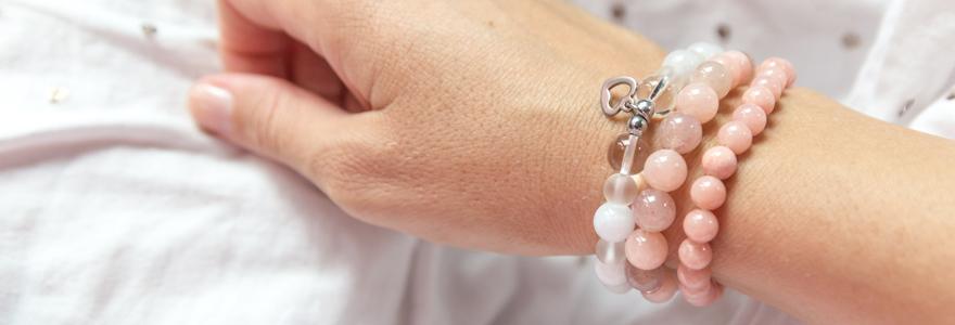 bracelets pierre de lune